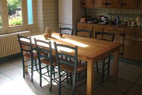 Meuble bois massif - Table