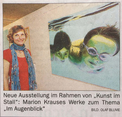 Kunst imStall, Dötlingen