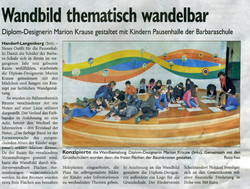 Barbaraschule, Langenberg
