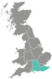 South East Procure Partners UK map Broch