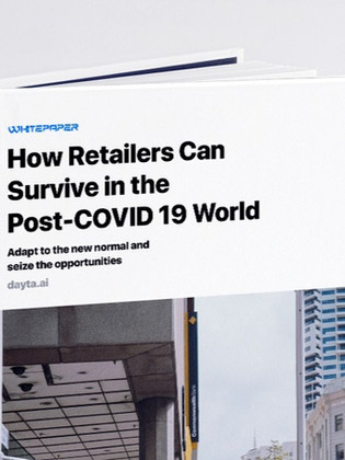 Whitepaper: How Retailers Can Survive in the Post-COVID 19 World