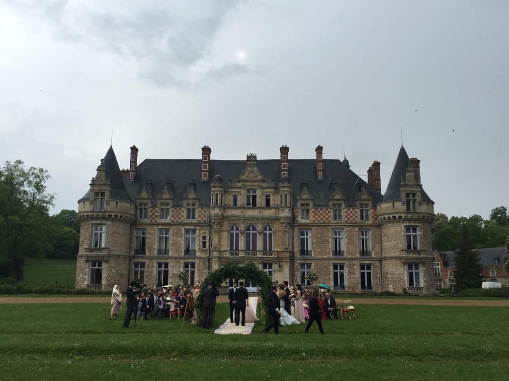 Casamento Castelo na França