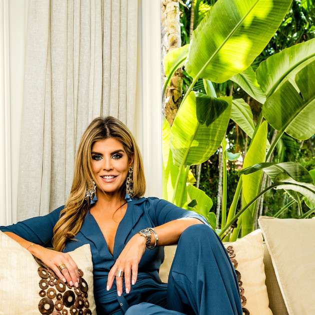 The Real Housewives of Miami Cuban dynamo & Hottest Chef Ana Q: Through COVID Times
