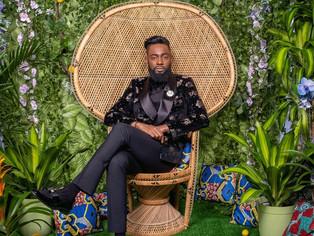 Prajje Jean-Baptiste:  Fashion Designer