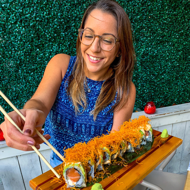 Get Your Sushi Fix