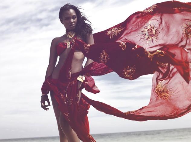 Sophia Clerius: Model