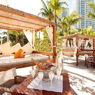 Al Fresco Dining in Miami