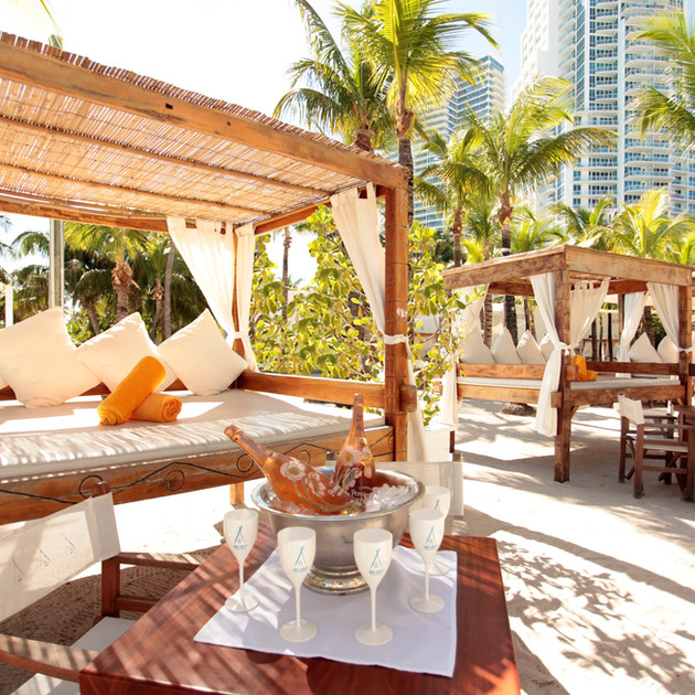 Al Fresco Dining in Miami