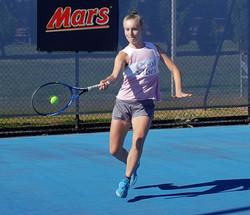 Girls 16U Winner Lily Fraser 2