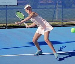 Girls 12U Winner Matilda Myers 1