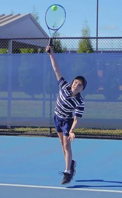 Boys 10U Winner George Wills 2