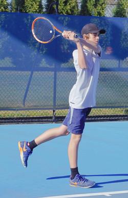 Boys 14U Winner     Jack Elliot