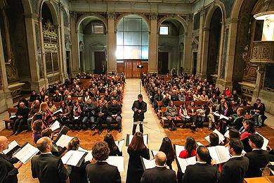 Coro Ricercare - Igreja Sta Isabel