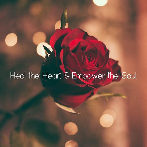 Heal the heart workshop