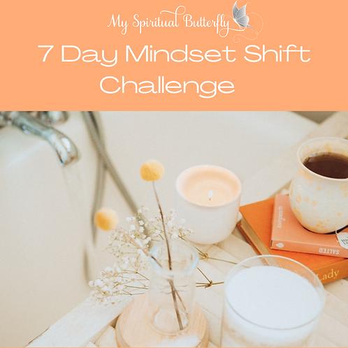Mindset Challenge