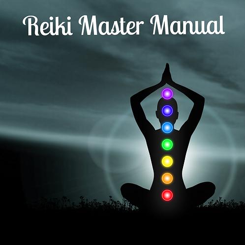 Download Reiki Master Manual