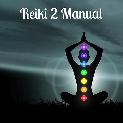 Download Reiki 2 Manual