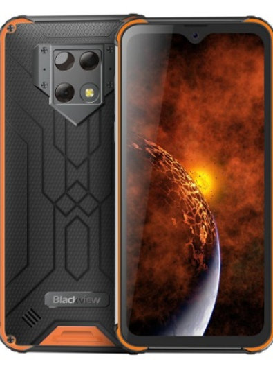 Blackview BV9800 Pro Global Thermal imaging Android Smartphone