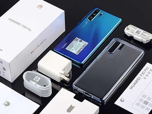 New Official Huawei P30 Pro Cell phone Kirin 980 2.6GHz Android 9.1