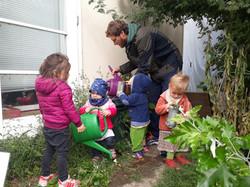 Im Bürgerinnengarten