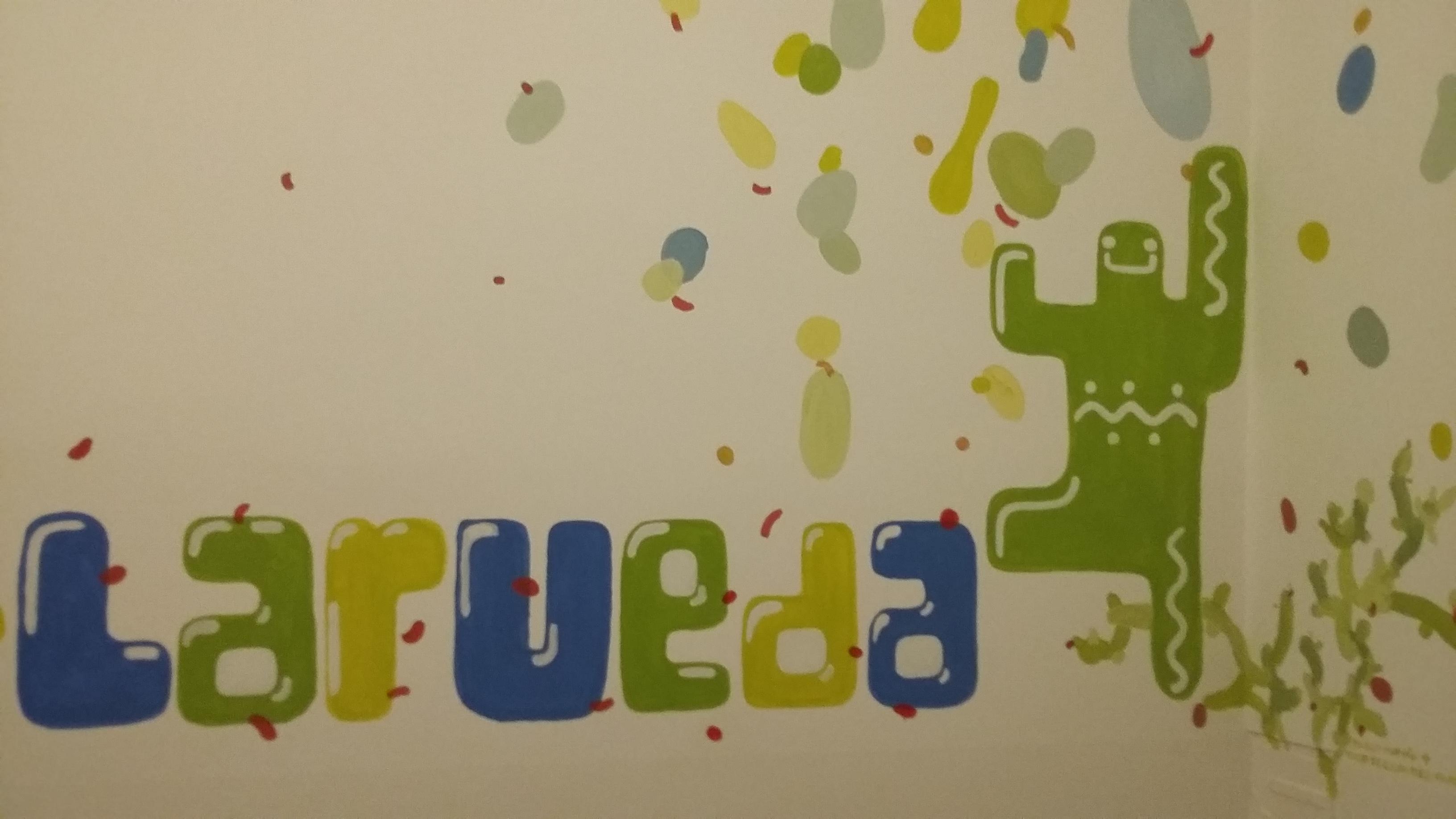 Mural La Rueda Kigru