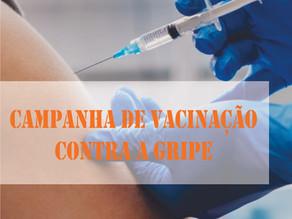 Campanha contra Gripe