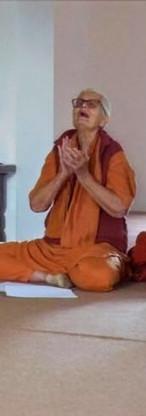 Swamiji visited us, TTC Spain