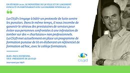 Interview Jean-Paul DUFRENNE - N&PI