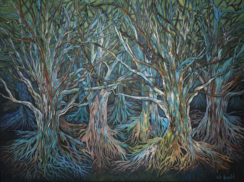 Awakened Forest