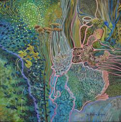Primordia Formation, Debbie Arnold