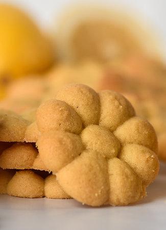 LEMON TEA CAKES (Dozen)