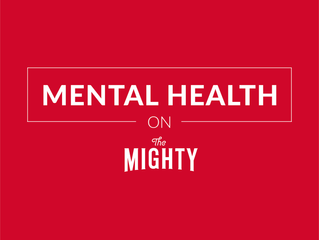 We're Partnering With The Mighty to Help People with Mental Health!