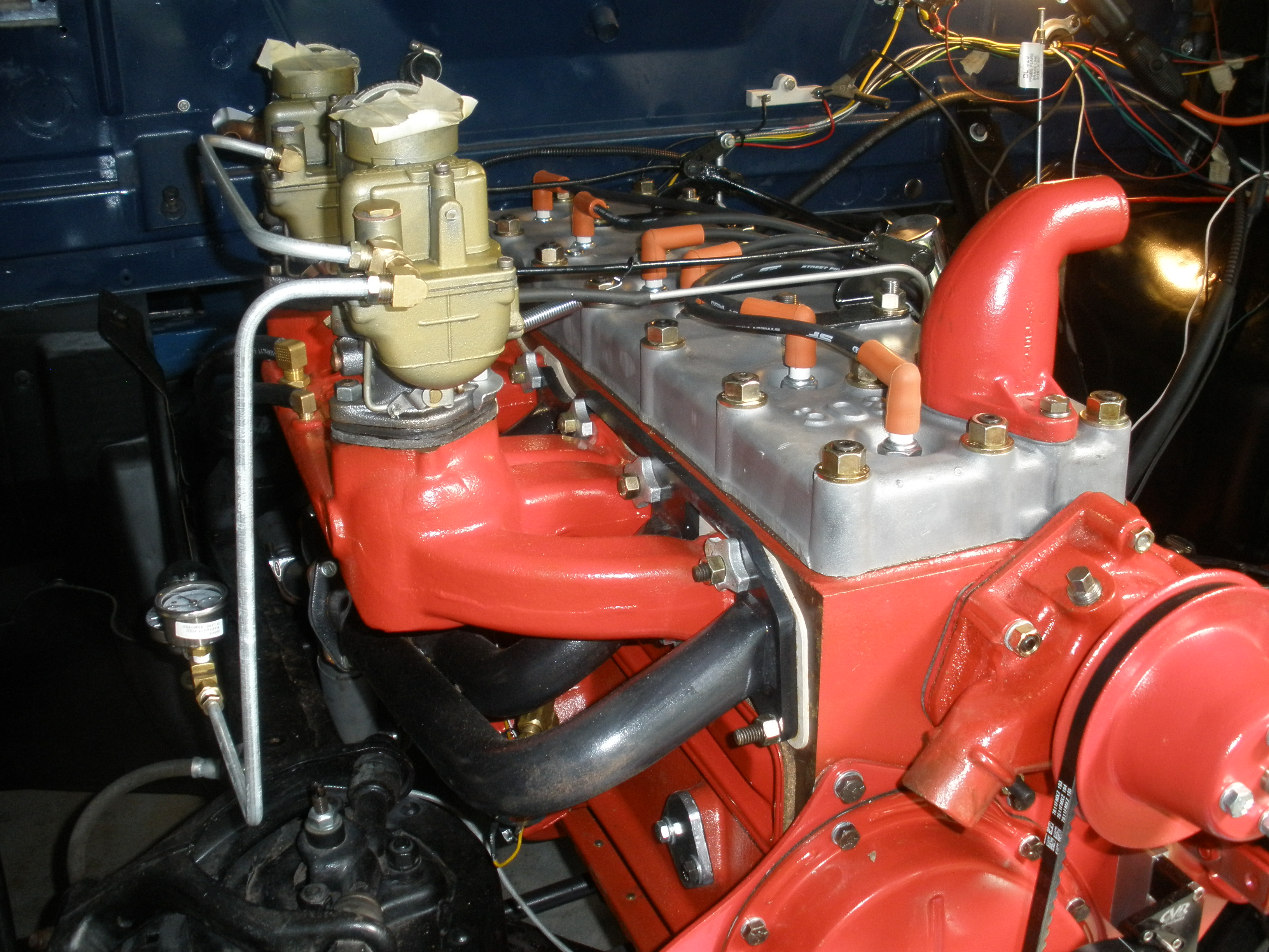 09 Hudson engine