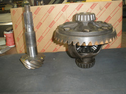slide 3 - replacement ring and pinion