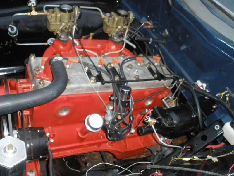 08 Hudson engine