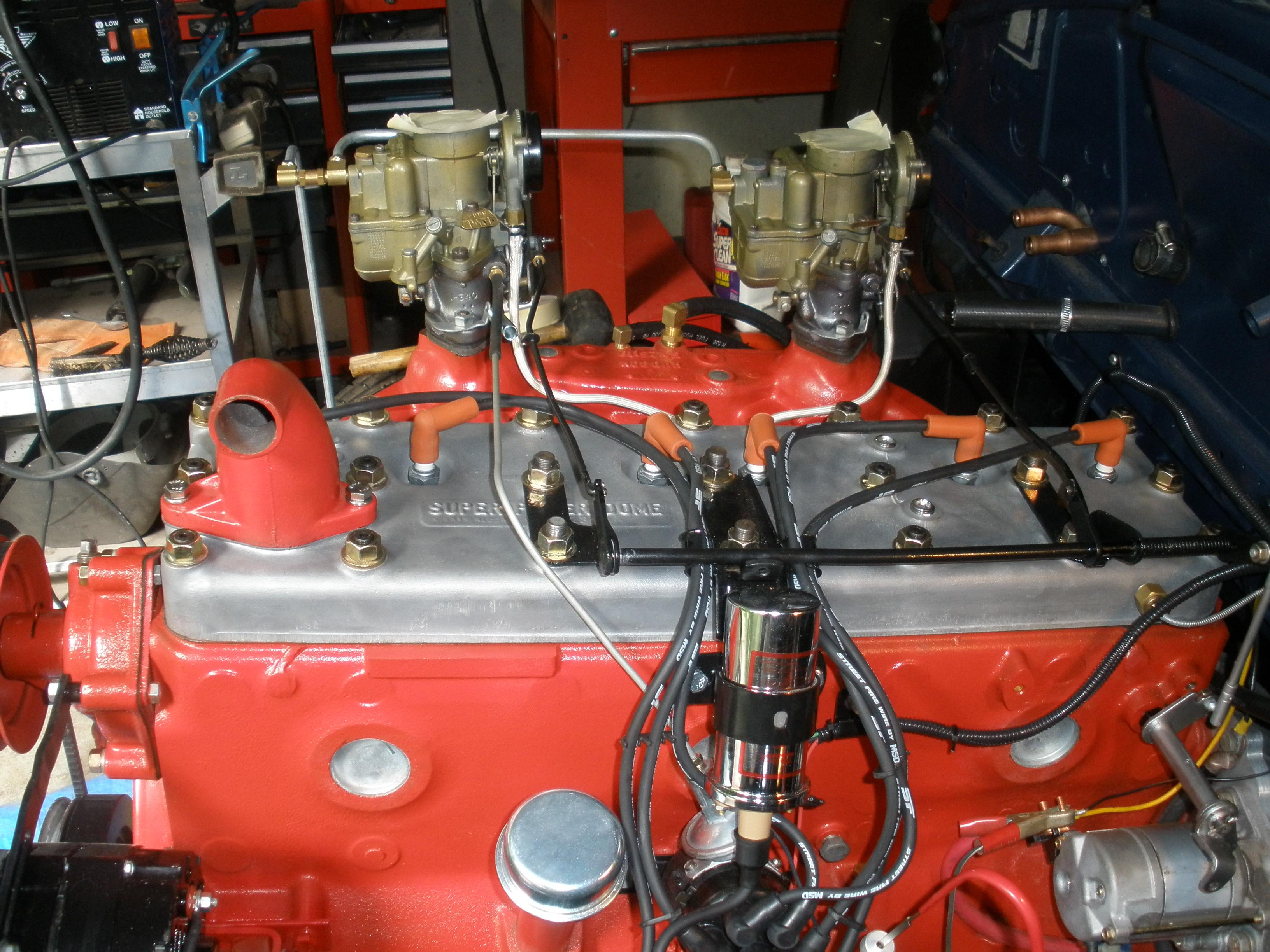 10 Hudson engine