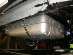 slide 9 fuel tank installed