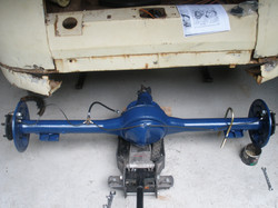 slide 3 - completed rear axle