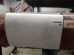 slide 4 - one door skin replaced