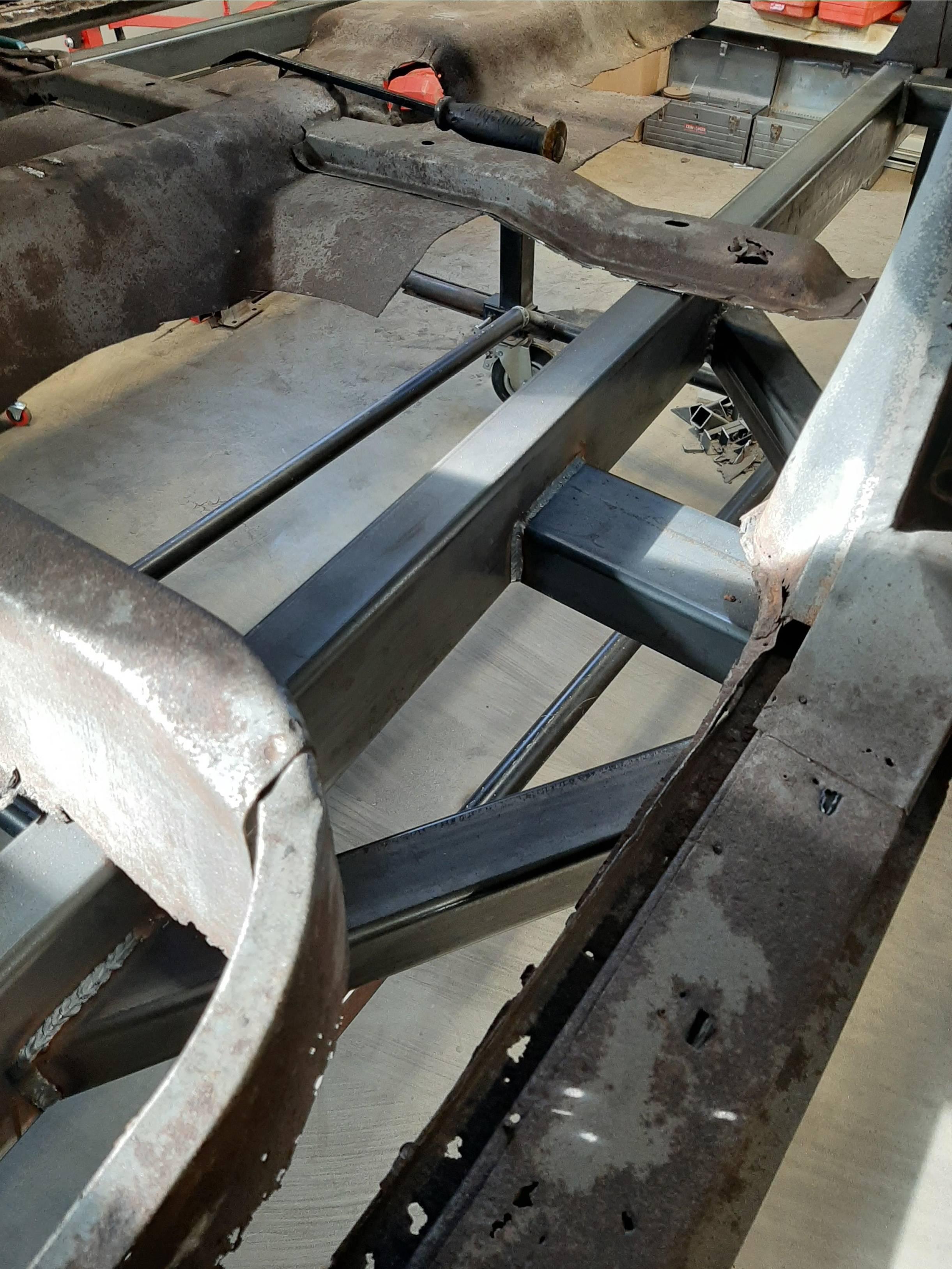 slide 6 - rebuilding substructure