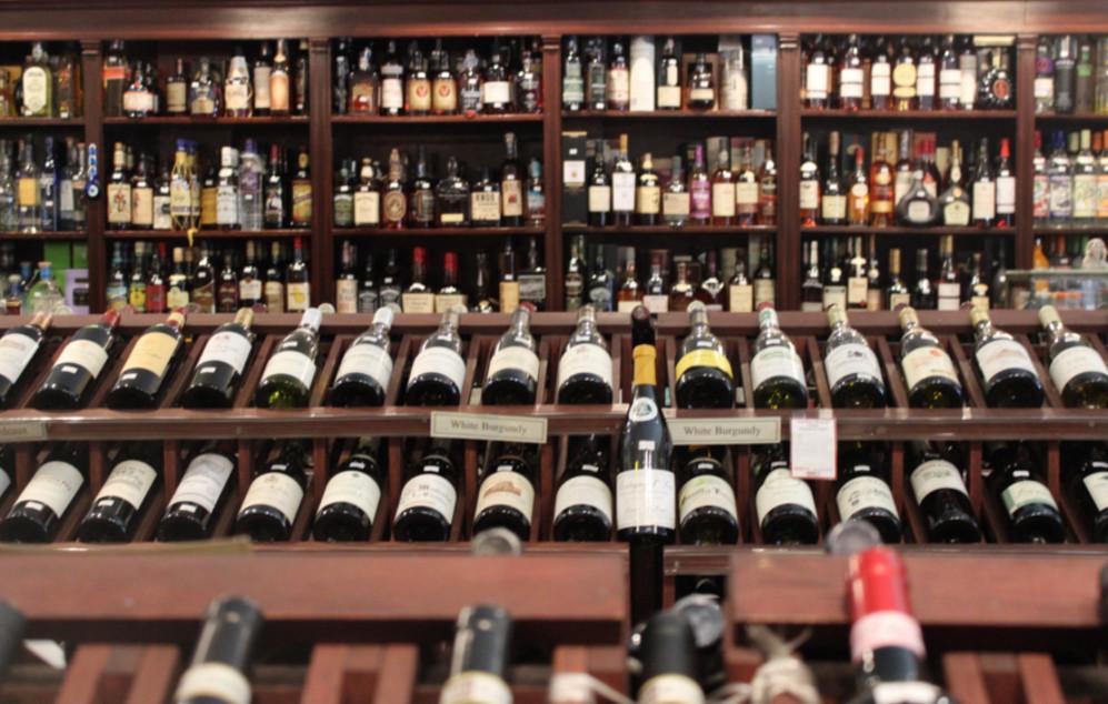 golden rule wine liquor west village