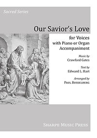 Our Savior's Love General Cover.jpg