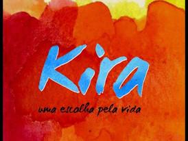 KIRA, uma escolha pela vida. De Mônica Junqueira. Adquira já o seu exemplar .