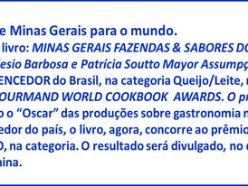 De Minas Gerais para o mundo.