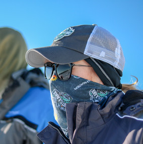 King of the Lake Neck Gaiter and Hat