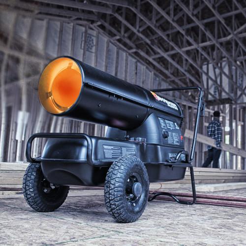 Mr Heater Forced Air Diesel and Kerosene Heater