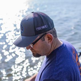 Detroit Fishing Company Hat