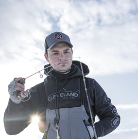 Cleveland Fishing Co. Hoodie and Hat