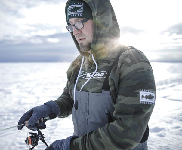 Cleveland Fishing Co. Ice Fishing