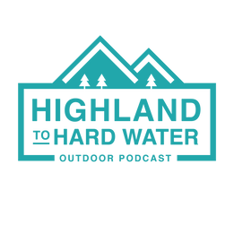 Highland to Hard Water Podcast Logo - Fi